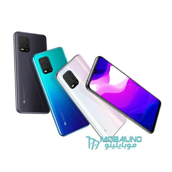 ألوان Xiaomi Mi 10 Lite