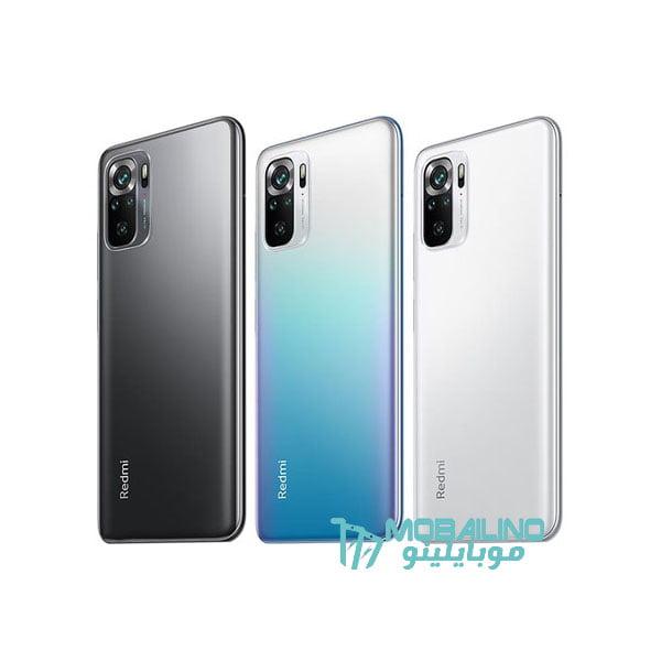 الوان Xiaomi Redmi Note 10s