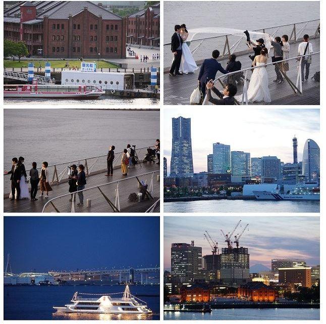 「横浜港大さん橋」から広がる幸せ物語