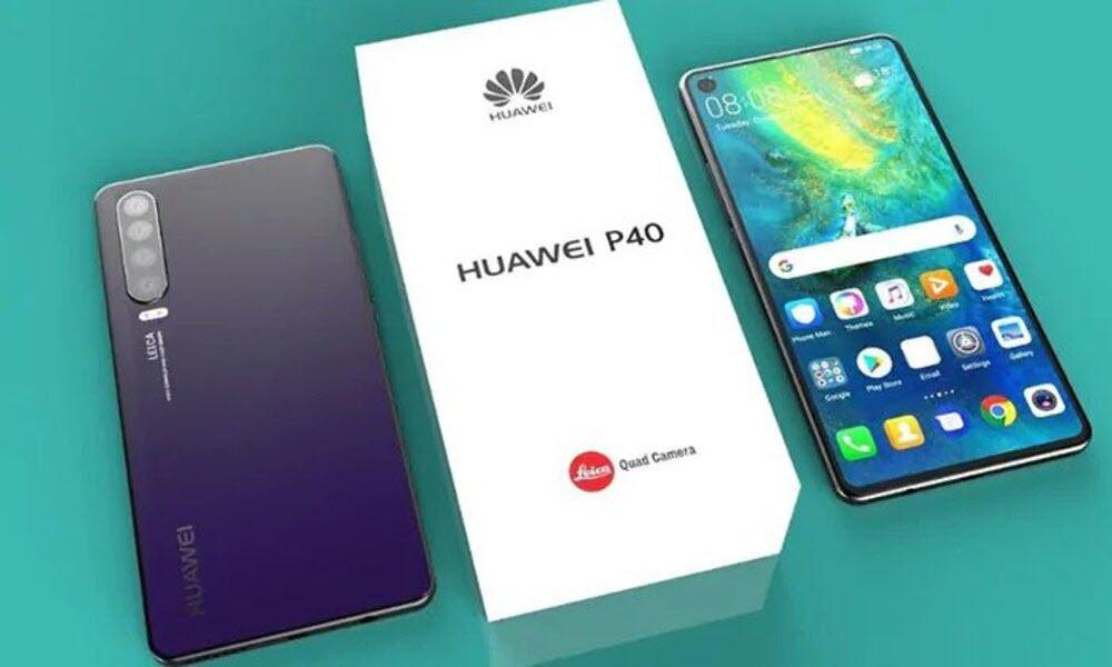 هواوي بي 40 تسريبات سعر ومواصفات هاتف Huawei P40 وموعد طرح