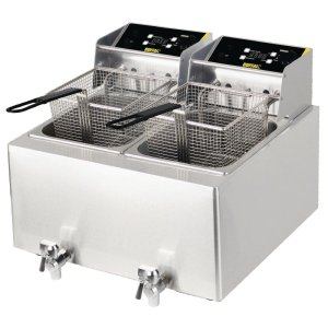 Buffalo Countertop Fryers