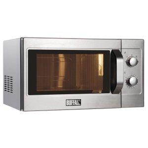 gk643 microwave by buffalo