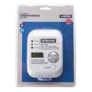 carbon monoxide co digital alarm front gr586