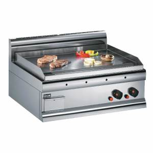 lpg griddle for catering lincat f999