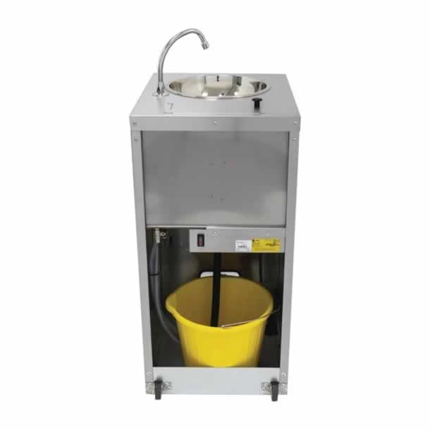 mobile hand wash basin stainless steel mwbtc