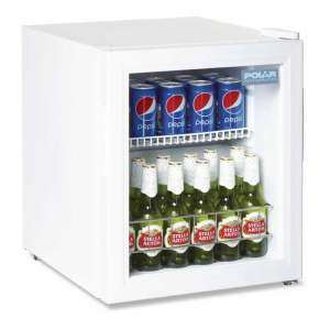 display fridge drinks 46ltr