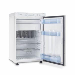lpg moible catering fridge 2way inside fridge