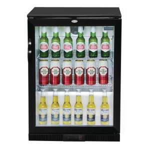 under counter drinks cooler
