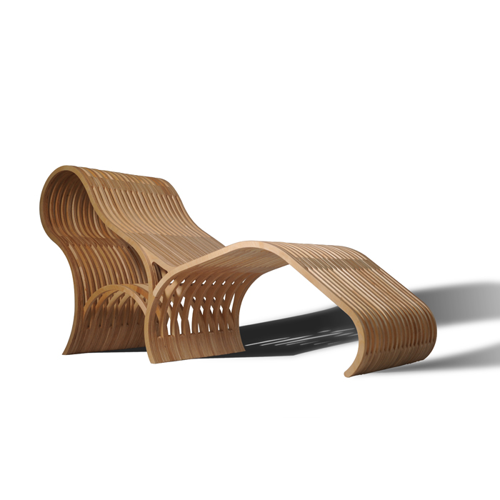Dif Lounge Chair Mobel Link Modern Furniture