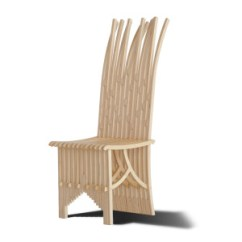 Modern Wood Chair Newport Rocking Furniture Chairs Mobel Link Mini Frond 3