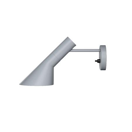 belysning AJ Vegglampe - Lysegrå fra Louis Poulsen