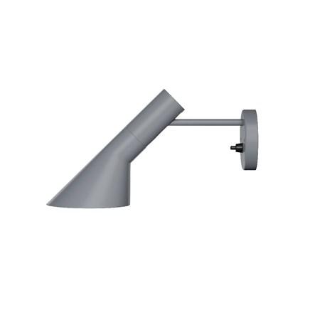 belysning AJ Vegglampe - Mørkegrå fra Louis Poulsen