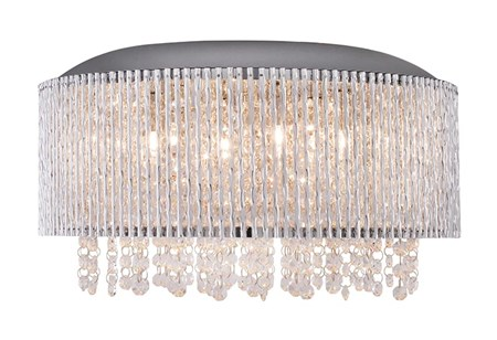 belysning Avenue taklampe. Krystall fra Cottex