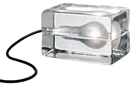 belysning Block Lampa med tekstilledning Svart fra Design House Stockholm