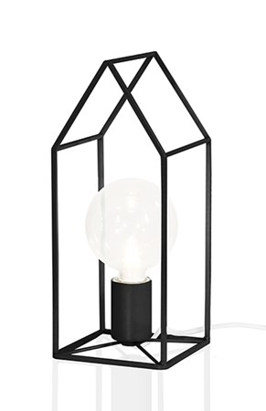 belysning Bordlampe Home Svart fra Globen Lighting