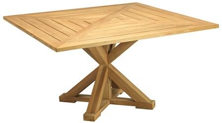 spisebord Cronos firkantet spisebord fra Ethimo