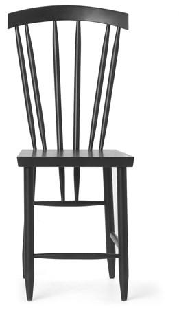stoler Family Stol no 3 Svart fra Design House Stockholm