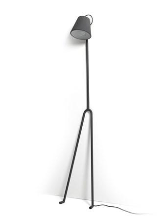 belysning Mañana Lampe Grå fra Design House Stockholm
