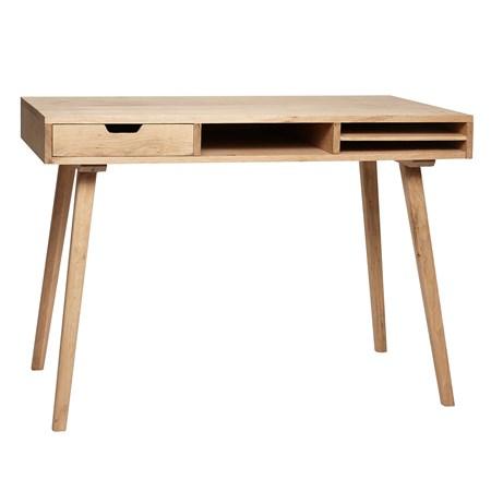 skrivebord Nature compartments skrivebord fra Hübsch