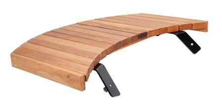 avlastningsbord Originalsidebord til stekehelle 100 cm fra Muurikka