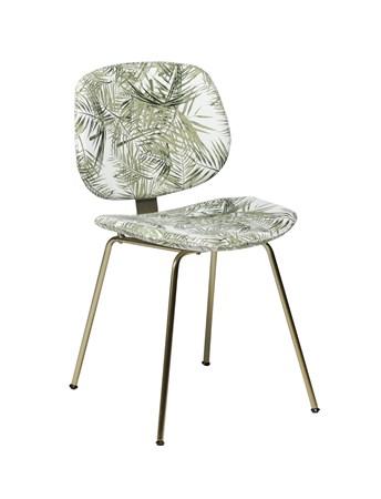 stoler Stol Prime Velour Palm fra Dan Form Denmark