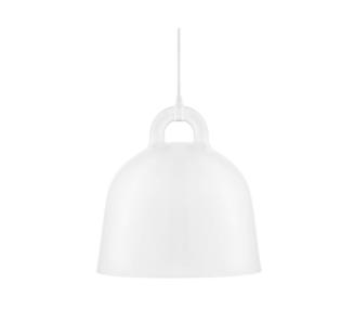 Bell Lamp Small Hvit belysning belysning fra Normann Copenhagen