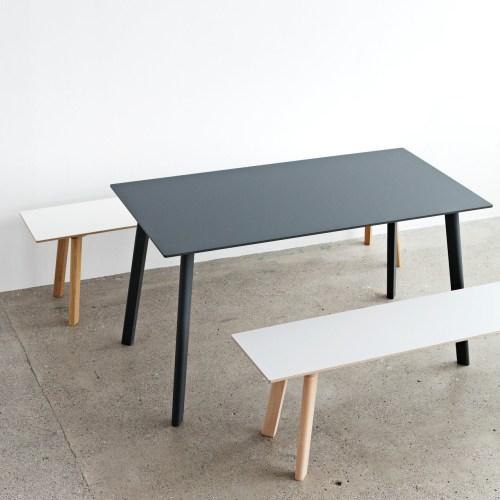 Copenhagen Deux 210 Table 140x75 fra Hay -