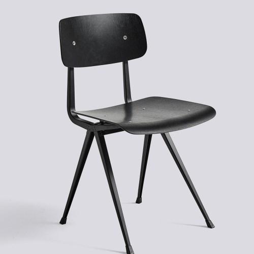 Result chair Svart/Svart fra Hay -