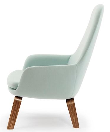 Era Lounge Chair High - Valnøtt fra Normann Copenhagen