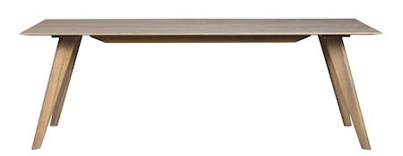 Franklin Spisebord Driftwoodgrå 220 cm fra Rowico