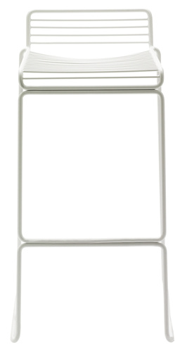 Hee Barstool  White 65 cm - Hay