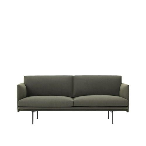 Outline Sofa 2 seter - Muuto