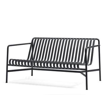 Palissade Lounge Sofa Antrasite - Hay