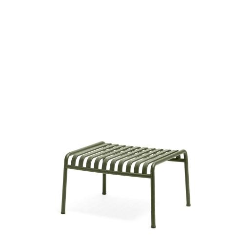 Palissade Loungebord/Ottoman Olive - Hay