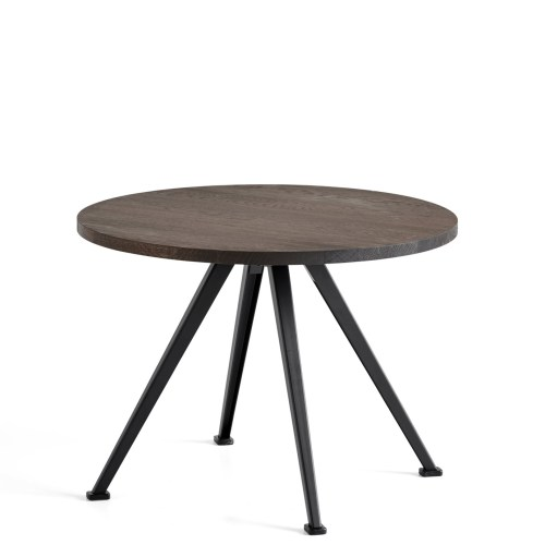 Pyramid Coffee Table 51 Svart/Røkt Eik H:44 - Hay