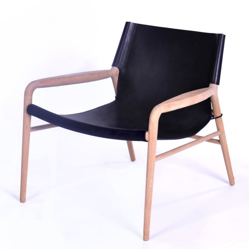 Rama Chair Svart - Ox Denmarq