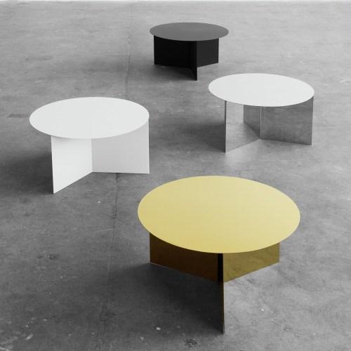 Slit Coffee Table XL - Hay