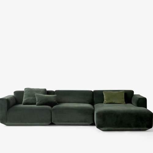 Sofa Develius (Modul  EV1A / EV1C + EV1I) - &tradition
