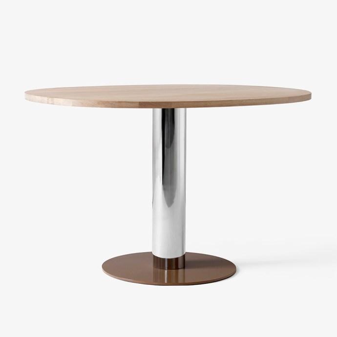 Spisebord JH22 Eik/Krom/Clay - &tradition