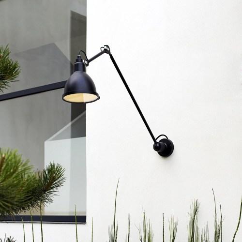 Vegglampe No304 XL 75 Outdoor - Lampe Gras
