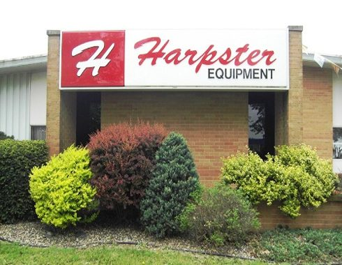 HarpsterEquipment