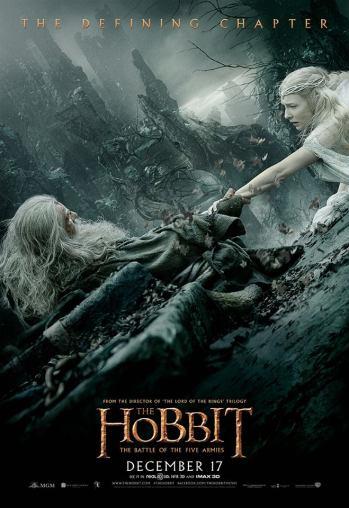 Gandalf and Galadriel