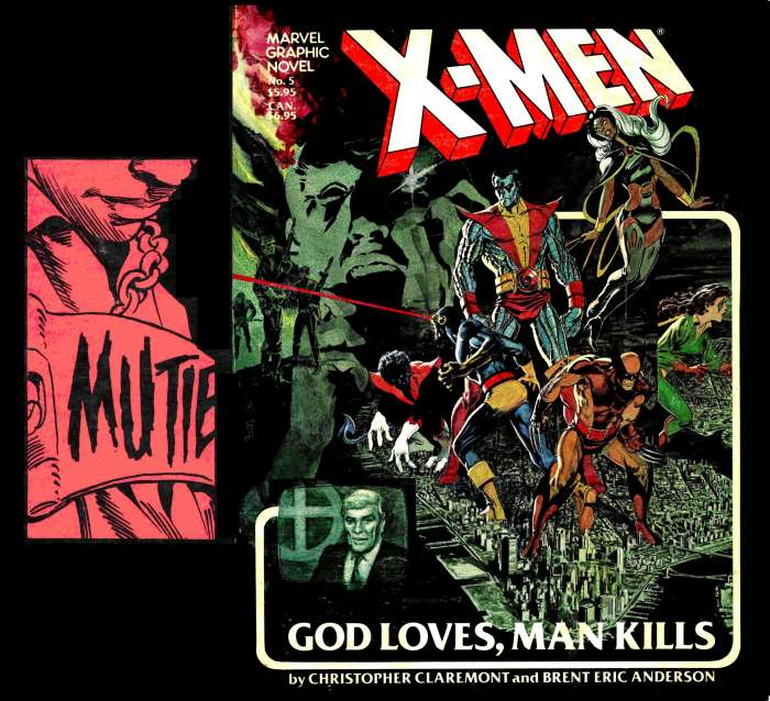 X-Men God Loves