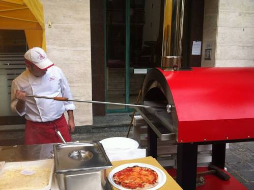 Pizzaiolo XXL Pro - Wood or GAS