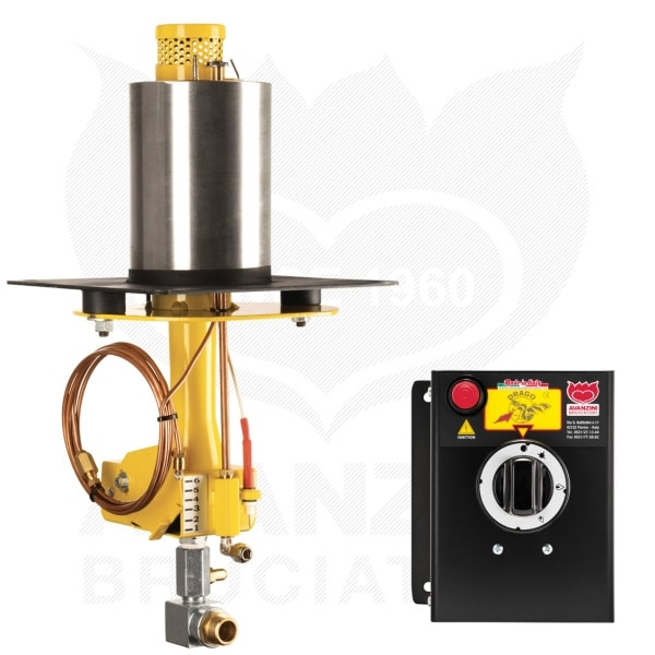 Avanzini Drago P1 Radial Gas Burner