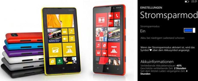 Nokia Lumia Akku Bug