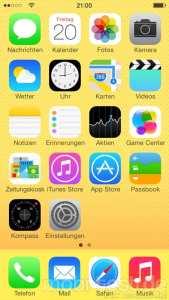 iPhone 5C Screenshots (8)