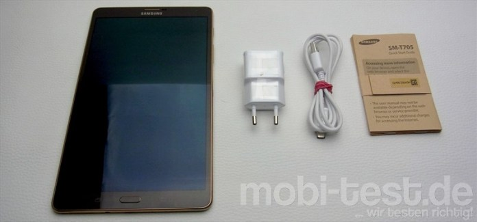 Samsung Galaxy Tab S 8.4 LTE Unboxing (2)