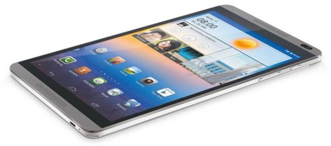 Huawei MediaPad M1 8.0 Front