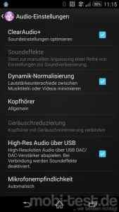 Sony Xperia Z3 Klang (4)